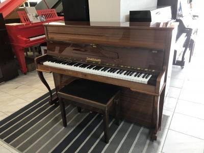 Německé pianino Zimmermann
