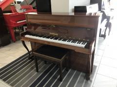 Německé pianino Zimmermann sezárukou, doprava zdarma