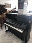 Zánovní pianino August Förster model 124-2 se zárukou 5 let.