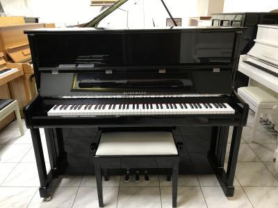 Zánovní pianino KLINGMANN sezárukou 3roky, doprava zdarma.