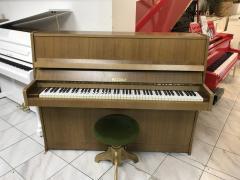 Pianino Petrof 112 Intenational sezárukou, doprava zdarma.