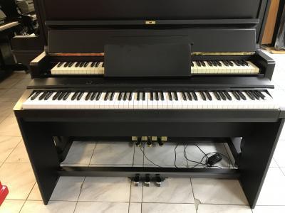Digitální pianino Casio včetně židle