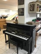 Korejské pianino Astor po prvním majiteli, záruka 2 roky