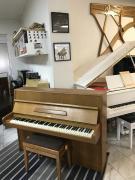 Pianino Rösler sezárukou, doprava zdarma.