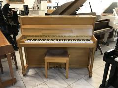 Krásné holandské pianino Rippen se zárukou 2 roky včetně klavírní židle.