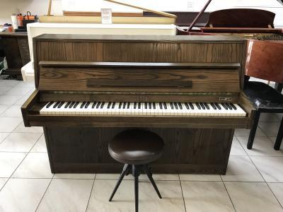 Holandské pianino Rippen se zárukou a doprava zdarma.