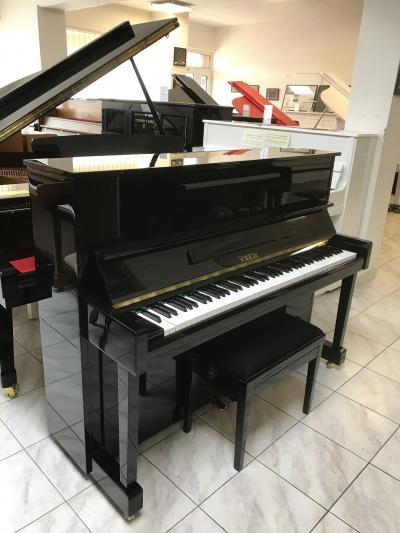 Německé pianino Solton model 116 s židlí, záruka 2 roky
