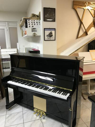 Pianino Steinbach model UP 123, sezárukou, doprava zdarma