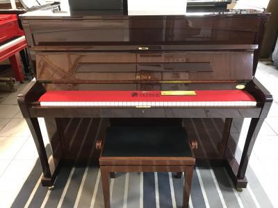 Zánovní piano Petrof model 118VP, r.v.2005, záruka 5let