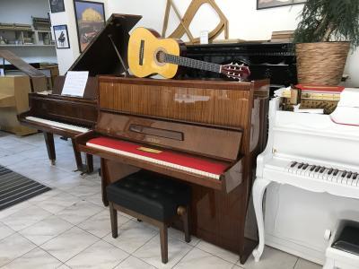 Pianino PETROF Opera 125 + dárek set Klasik kytary (4/4).