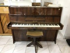 Pianino Petrof mode K 114 sestoličkou, doprava zdarma.