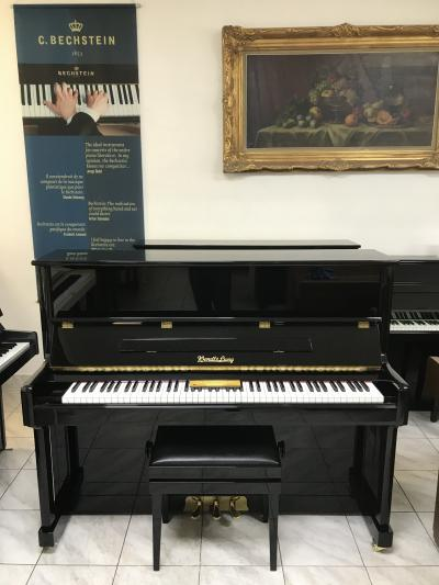 Pianino Wendl&Lung model123 sezárukou 3roky, doprava zdarma