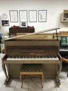 Pianino Weinbach v dobrém stavu, se zárukou 2 roky, doprava zdarma.