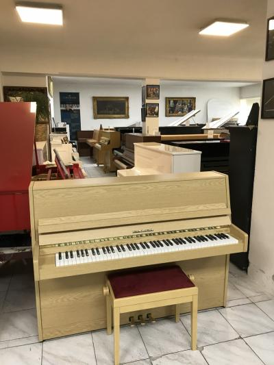 Zánovní pianino Fazer se zárukou 2roky, doprava zdarma.