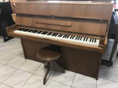 Německé pianino se zárukou + dárek klasik kytara set 4.4.