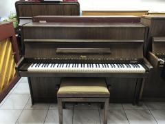 Pianino Rösler - Petrof ve velmi dobrém stavu, včetně klavírní židle.
