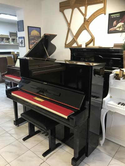 Koncertní piano Yamaha U3 se zárukou, doprava zdarma