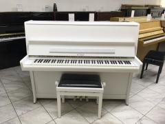 Pianino PETROF K 114, rok výroby 1986, po prvním majiteli, se zárukou.