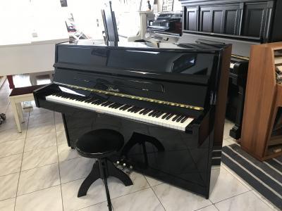 Pianino Ritmüller se zárukou 2 roky, doprava zdarma