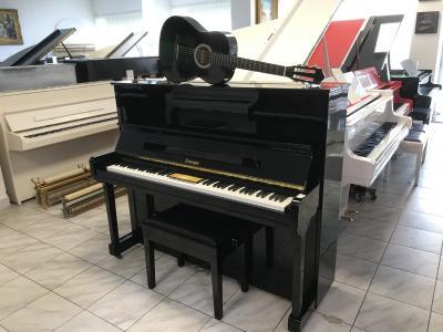 Pianino Europa - C. Bechstein model 120 + dárek set Klasik (4/4).