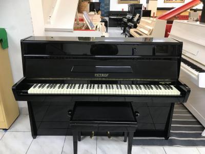 Menší pianino Petrof vzáruce, doprava zdarma