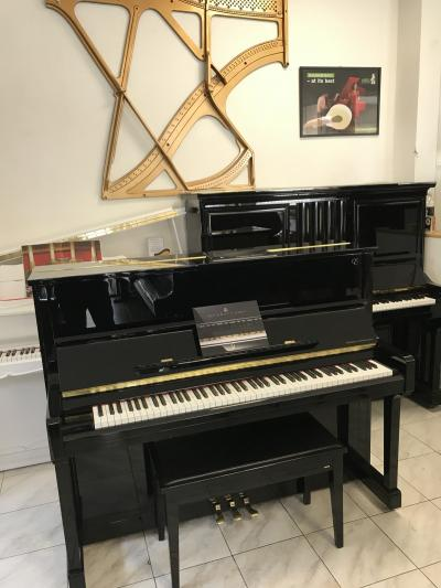 Pianino Essex - Steinway & Sons, záruka 3 roky, doprava zdarma
