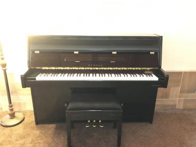 Pianino ETERNA - YAMAHA, sezárukou, doprava zdarma