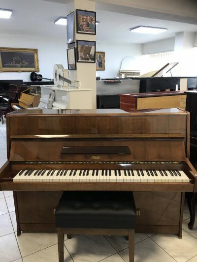 Pianino Rösler model 110 + klavírní židle, doprava zdarma