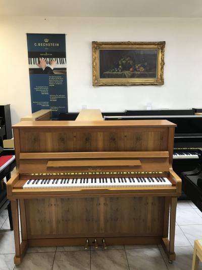 Pianino Klug and Sperl made inCzech Republic