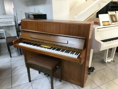 Německé pianino Wagner.