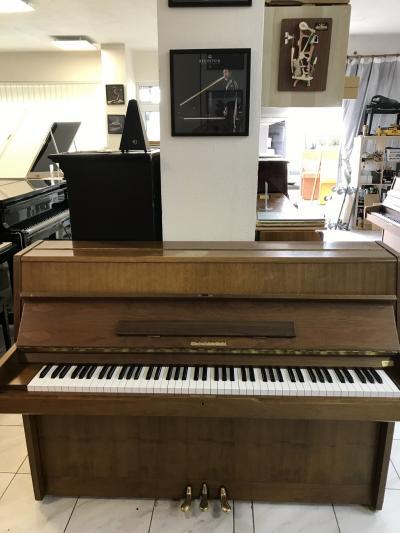Korejské pianino Samick v dobrém stavu, v záruce, doprava zdarma