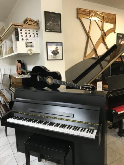 Piano se zárukou + dárek kytarový set Klasik (4/4).