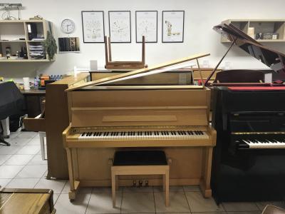 Pianino Steinberg se zárukou, doprava zdarma.