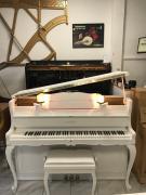 Krásné pianino SCHIMMER, záruka 2 roky.