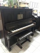 Pianino AUGUST FÖRSTER, výška 145 cm, po opravě, se zárukou