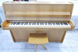 Německé pianino Steingräber & Söhne.