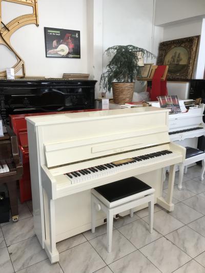 Německé pianino Klug & Sperl se zárukou + dárek set Klasik kytara (4/4)