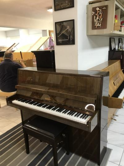 Pianino Weinbach - Petrof se zárukou 2 roky, včetně nové židle.