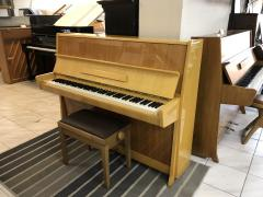Pianino Petrof K 114 se zárukou + dárek kytarový set 4/4.