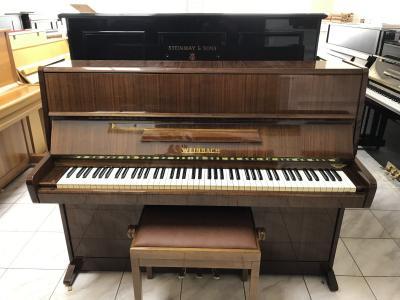 Pianino Weinbach - Petrof model 112 se zárukou, doprava zdarma