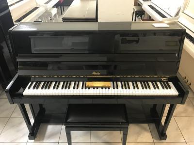Pianino Rösler - Petrof rok výroby 1998, se zárukou 2 roky, doprava zdarma.