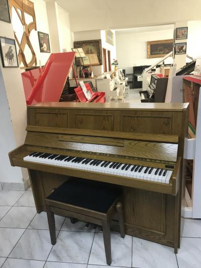 Německé pianino Dietmann, sezárukou, doprava zdarma