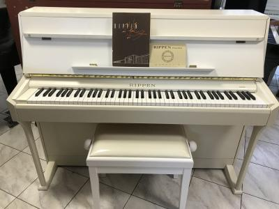 Holandské piano Rippen
