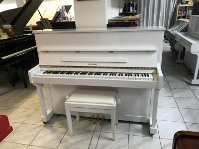 Pianino Hoffmann ve velmi dobrém stavu, s novou židlí