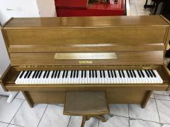 Německé pianino W. Hoffmann - C. Bechstein.