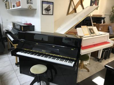 Německé pianino GEYER sestoličkou, záruka 2roky