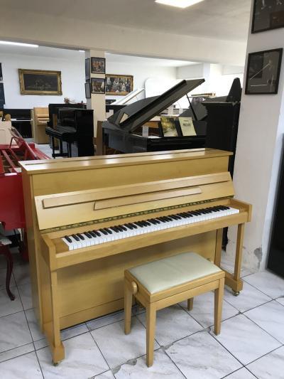 Německé pianino Ritmüller