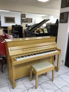 Německé pianino Ritmüller v záruce, včetně klavírní židle.