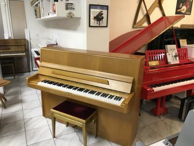 Německé pianino August Förster, záruka 2 roky, doprava zdarma