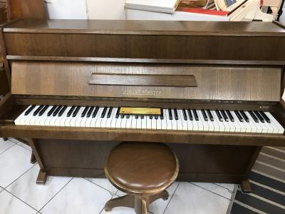 Menší pianino August Förster - Petrof vevelmi dobrém stavu, doprava.